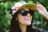 Mens & Women's Handmade Natural Skateboard Wood Sunglasses - Polarized Lenses - WUDN - 5