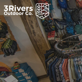 WUDN Retail Partner 3 Rivers Outdoor at 1130 S Braddock Ave. Pittsburgh, PA 15219