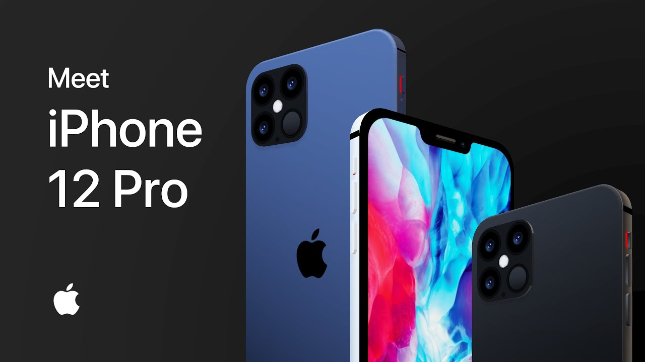 iPhone 12 family launching September 2020