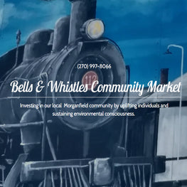 WUDN Retail Partner Bell's & Whistles at 101 West Main Street, Morganfield, KY 42437