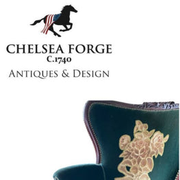 WUDN Retail Partner Chelsea Forge Antiques & Design at 118 County Road 627, Phillipsburg, NJ 08865