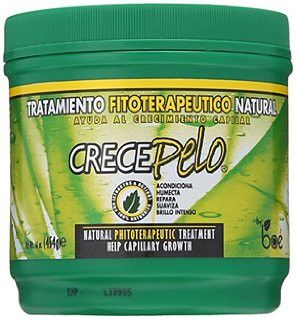 BOE Crece Pelo Natural Phitoterapeutic Treatment 454g - BOE Cosmetics - TrendyStyle.ch
