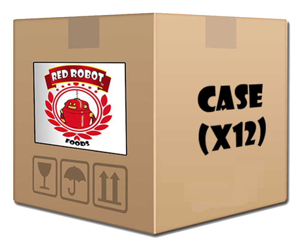 Red Robot Case - Mix And Match