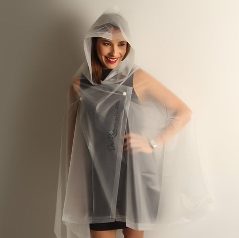 Dear Rain, you can't touch this. Poncho
