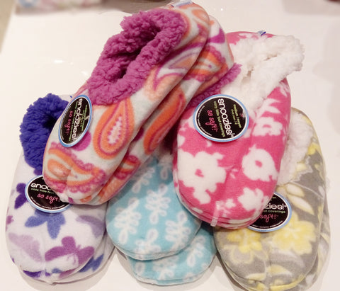 Snoozies! Women's Cozy Slippers