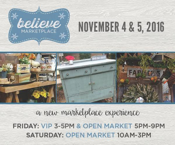 Believe Marketplace