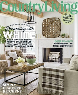Country Living | Jan/Feb 2016