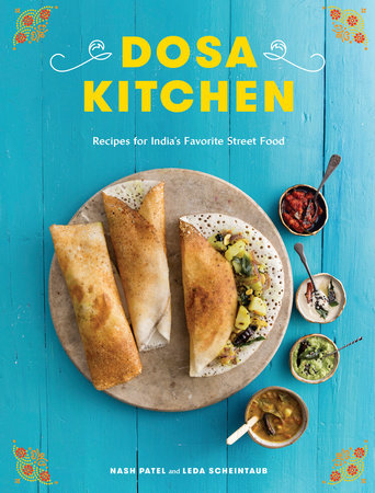 Book | Dosa Kitchen