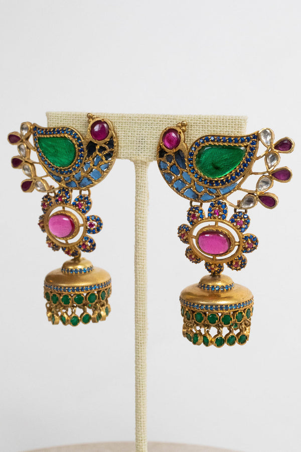 Paonne Earrings
