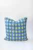 Block Print Pillow | Roue II