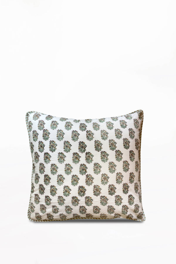 Block Print Pillow | Flynn