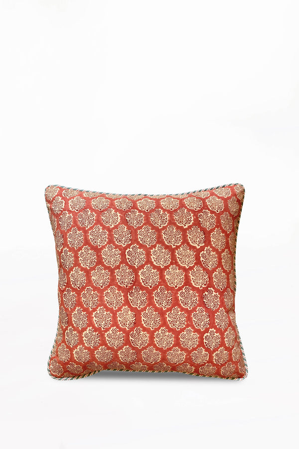 Block Print Pillow | Jain