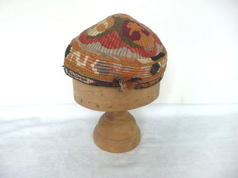 Antique Turkmen Hat