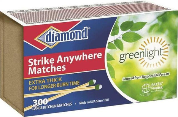 Strike Anywhere Matches
