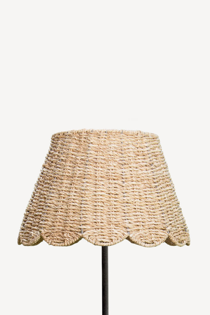 Lamp Shade | Twisted Ivory Seagrass