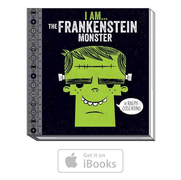 I Am the Frankenstein Monster
