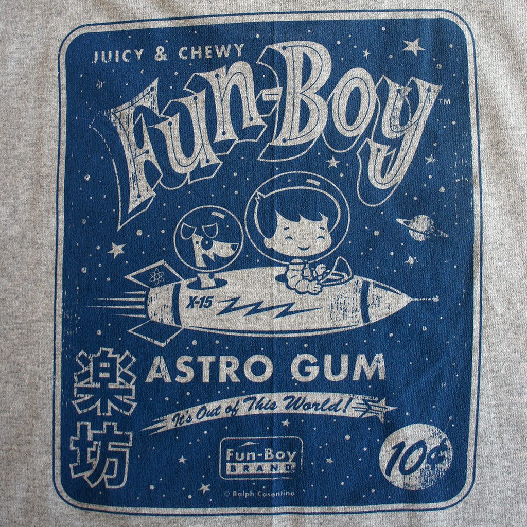 Fun-Boy Astro Gum T-shirt