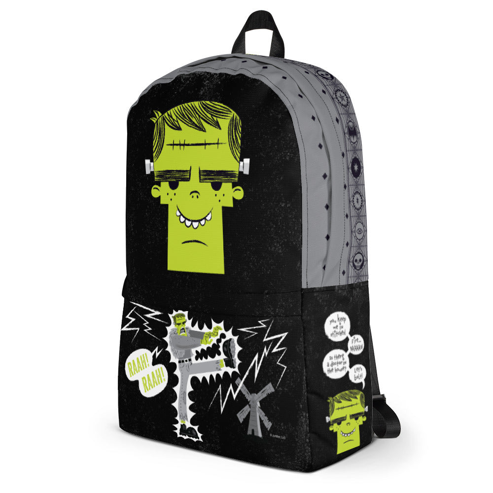 Frankenstein's Monster Backpack
