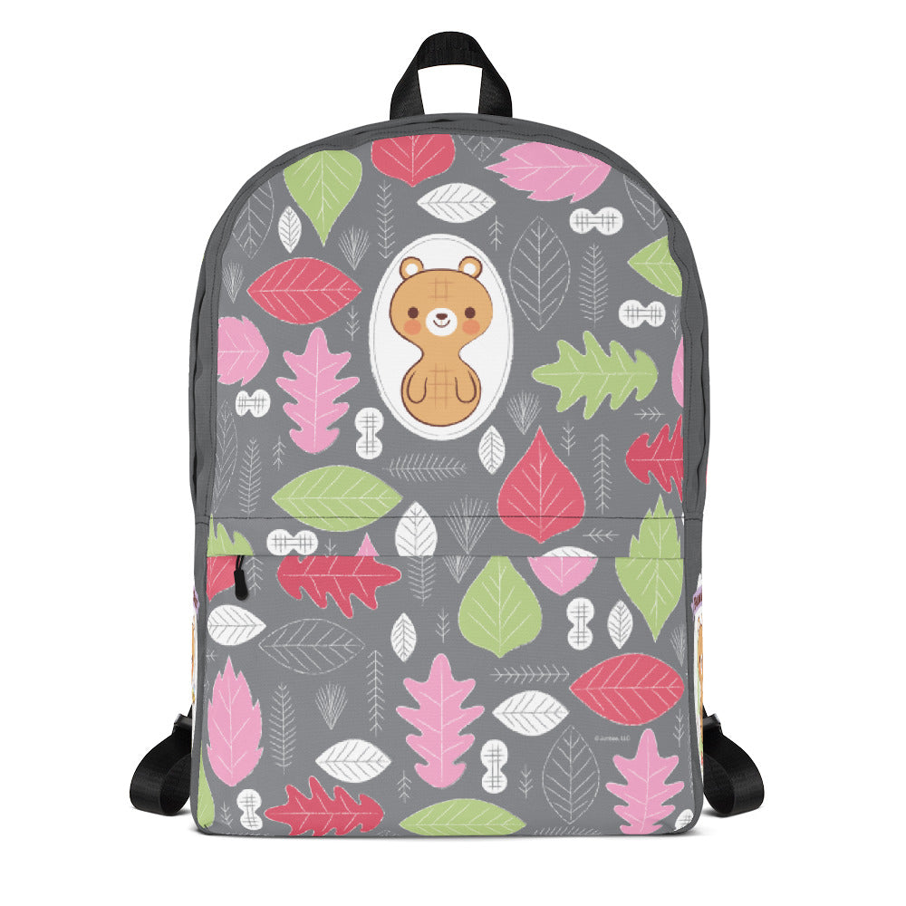 Peanut Bear Backpack