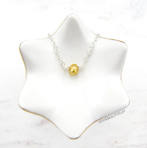 LP Exclusive Single Pearl Necklace *Limited Qty*