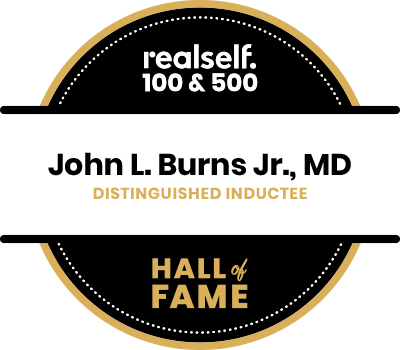 Dr. John Burns Named to RealSelf Hall of Fame