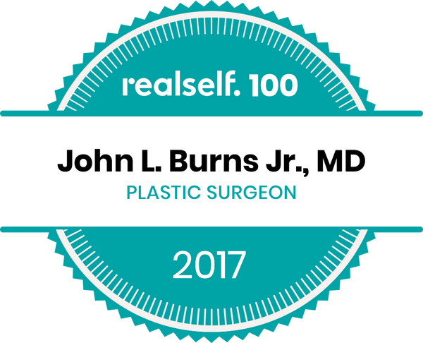 Dr. John Burns named to RealSelf Top 100 Doctors