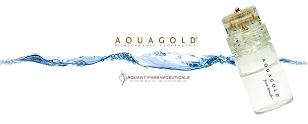 MicroBotox:  AquaGold Microchannel Mesotherapy