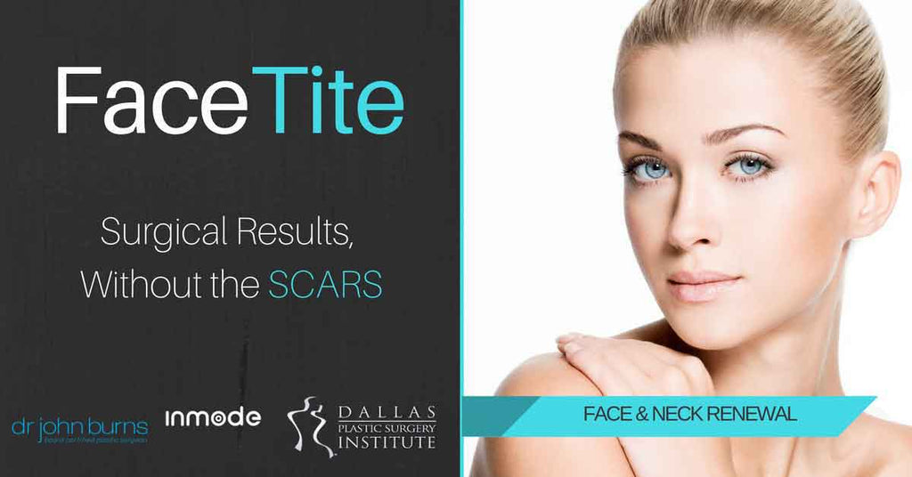 FaceTite™ Advanced Noninvasive Facial Rejuvenation