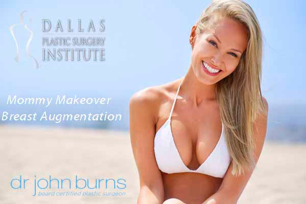 Mommy Makeover Breast Augmentation