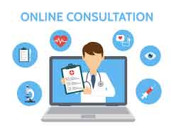 Online Virtual Consultation