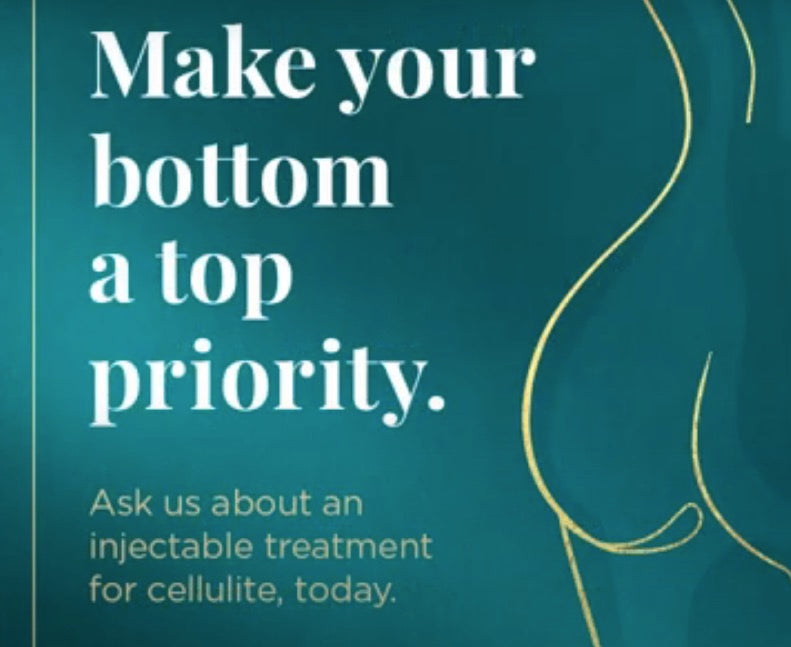 QWO: The Latest Generation Cellulite Treatment:  Botox for Your Butt