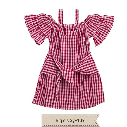 RUBY BABY Knicker Dress set 3M 6M 9M 12M 18M