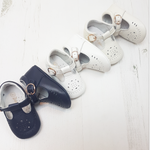 Baby soft sole traditional shoes