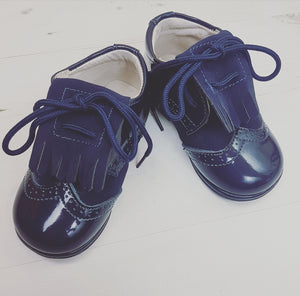 Classic tassel boys spanish shoes 3 4 4.5 5 6 7