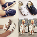 spanish boys sandals, leather sandals, gladiator boys sandals, la laurel boutique, kids sandals, traditional boys sandals , boys white sandals, boys navy sandals