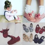 Ribbon Spanish Girls shoes 4.5 5 6 7 8 9 10 11