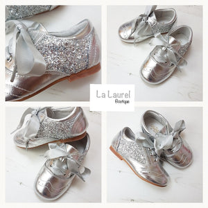 BROGUE SPARKLE TODDLER SIZE...... 3 4 4.5 5 6