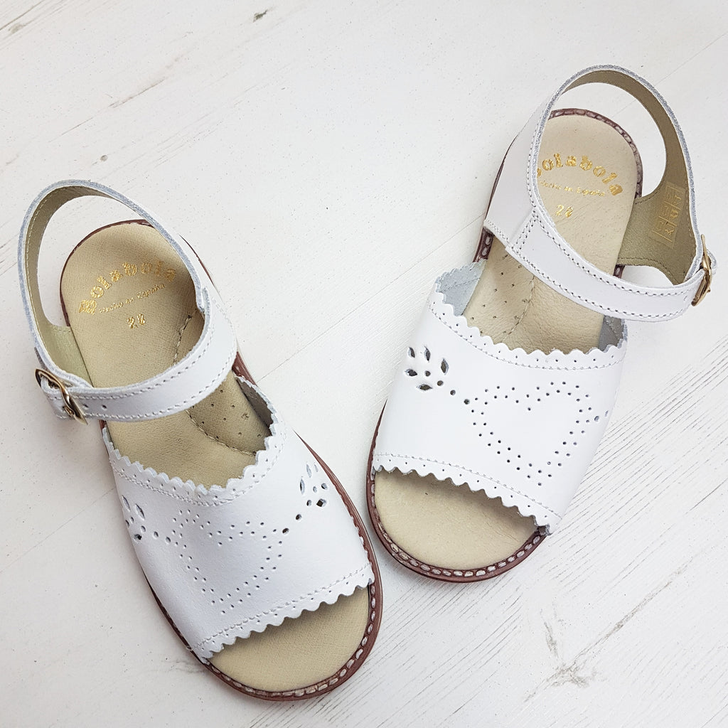 Spanish Traditional Hand made sandals  12 / 12.5 0NLY LEFT