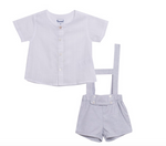 HARPER H Bar Spanish Baby set    3m 6m left