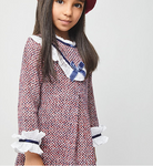 RAVEN winter Girls Dress 3y 4y 5y 6y 7y 8y 9y 10y 11y