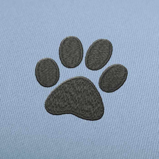 Dog Paw Embroidery Design Download