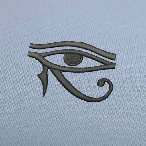 Egyptian Eye Embroidery design for Instant Download
