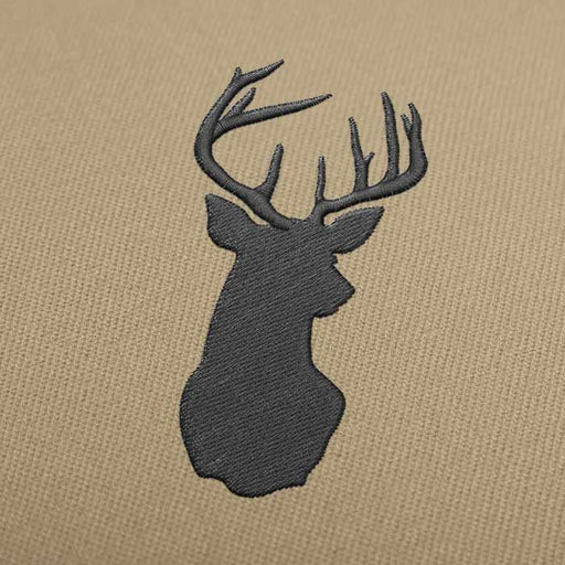 Deer Embroidery design for Instant Download