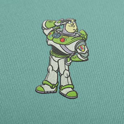 Buzz Lightyear Embroidery Design Download