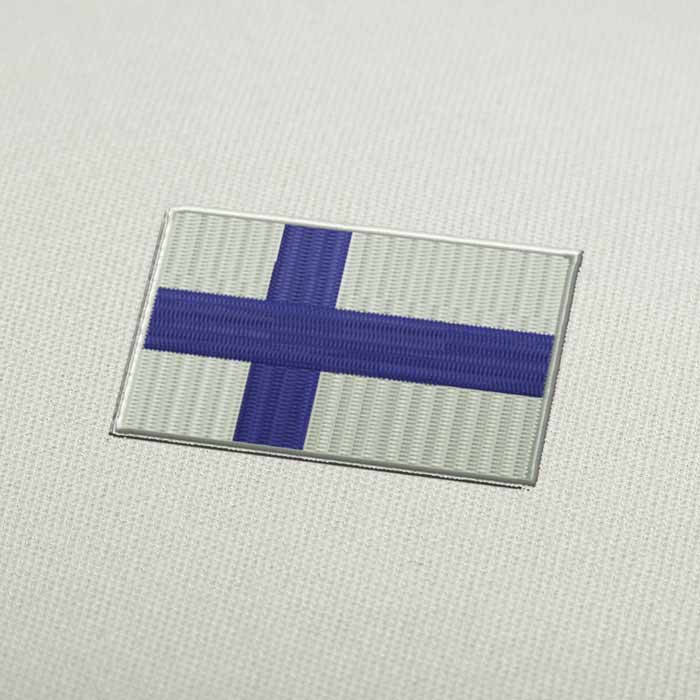 Finland Flag Embroidery design for Instant Download