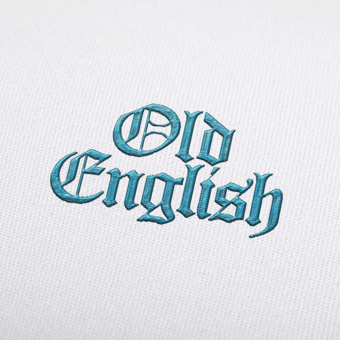 Old English - Machine Embroidery Design Fonts Download