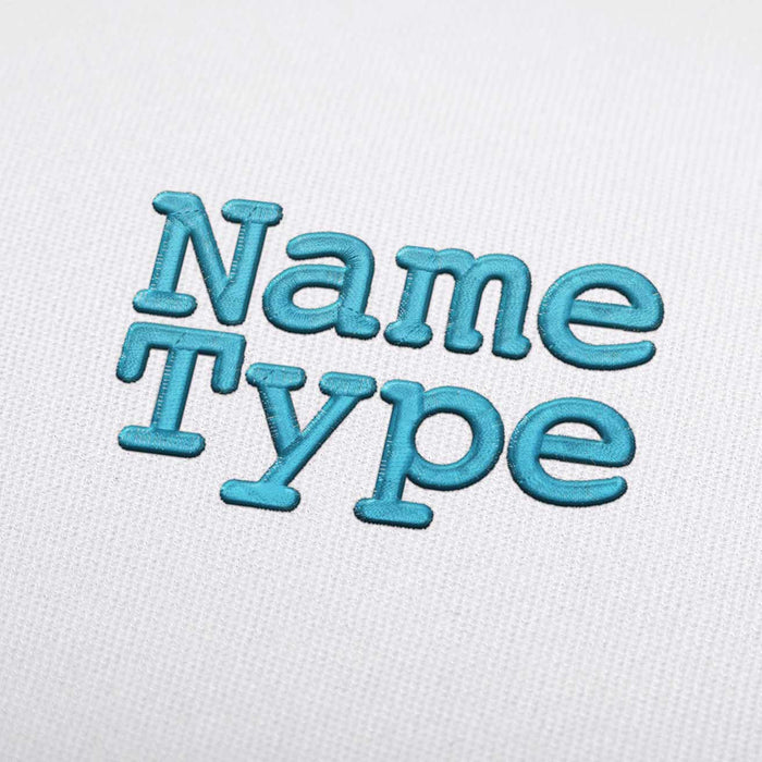 Name Type Font - Machine Embroidery Design Fonts Download
