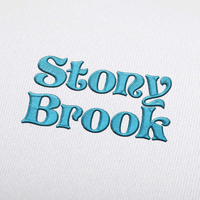 Stony Brook Font - Machine Embroidery Design Fonts Download