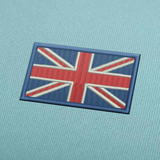 United Kingdom Flag Embroidery design for Instant Download