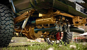 Wrango Horn Kit - A Jeep JKU Bolt On Solution